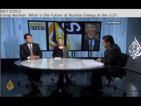 Going Nuclear: What is the Future of Nuclear Energy in the U.S.? (Arnie Gundersen on Aljazeera)
