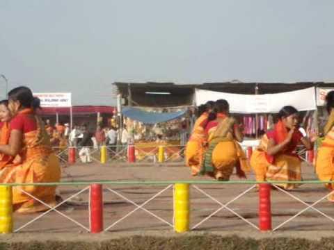 Bodo folk dance- Bagurumba