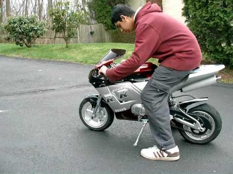 X18 super pocket bikes