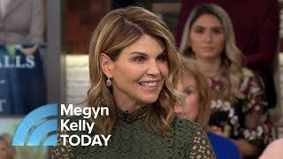 Lori Loughlin Talks About 'Fuller House,' 'When Calls The Heart' & Family Shows | Megyn Kelly TODAY