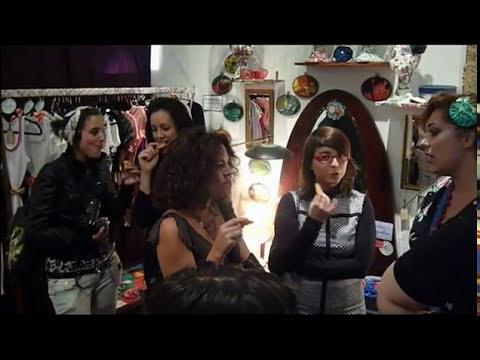Presentación de los bolsos La Carola y Lady Desidia