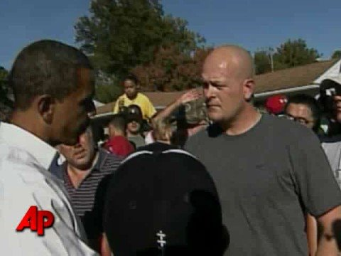 Joe the Plumber  Becomes Focus of Debate