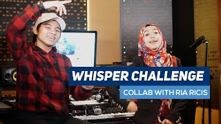 Download Lagu WHISPER CHALLENGE ft. RIA RICIS Gratis STAFABAND
