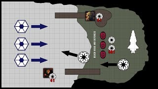 How the Republic won the Battle of Kashyyyk | Star Wars Battle Breakdown