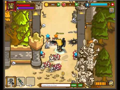 Dungeon Rampage Gameplay HD