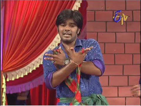 Extra Jabardasth - ఎక్స్ ట్రా జబర్దస్త్ -   Sudigaali Sudheer Performance on 24th October 2014