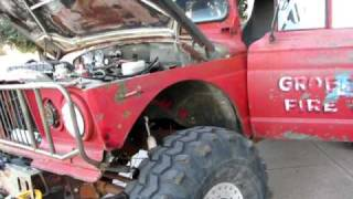 67 Kaiser Ultimate challenge top truck highway rockcrawler
