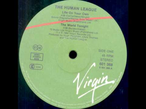 Human League - The World Tonight