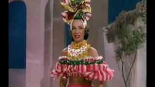 Carmen Miranda - A Weekend In Havana