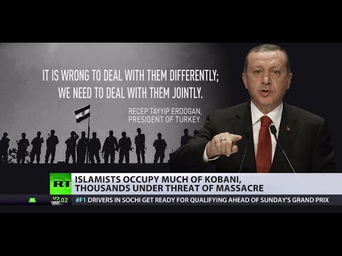 Erdogan Dilemma: Kurds no better than ISIS for Turkish president?