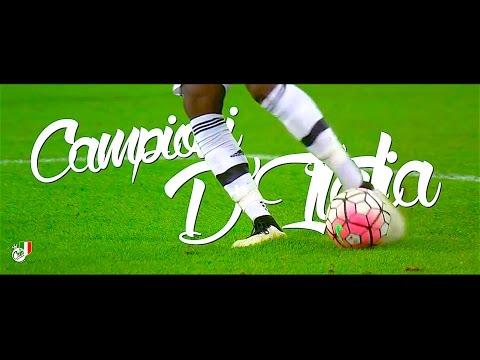 Juve 2015/16 - Campione D'Italia - The Film
