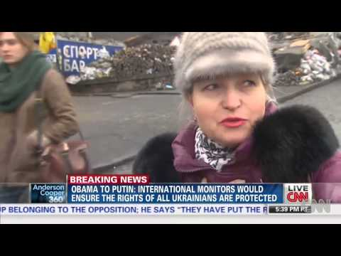 Ukrainians divided over how to react to Crimea referendum