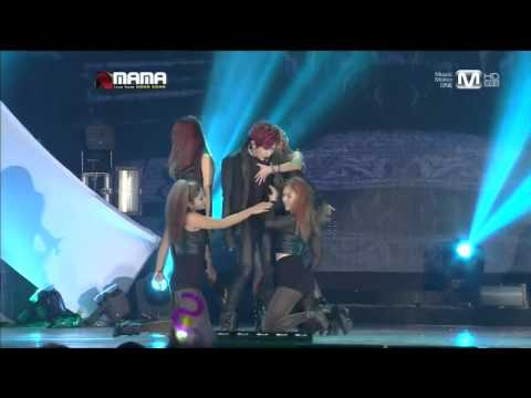 Trouble Maker @ MAMA 2012