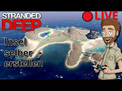 🔴 Insel bauen 🌴 Kartografer 🌴 Stranded Deep 2021   Deutsch   Bolle   0.76