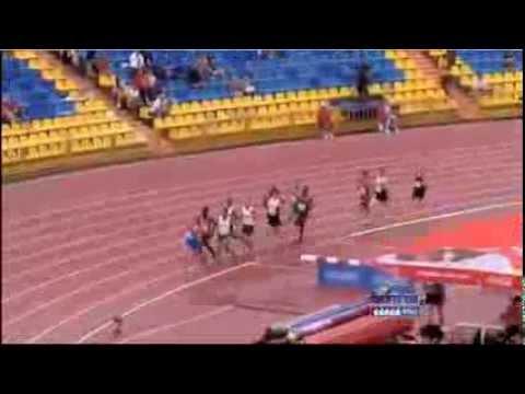 Final 1500 Metros Men's - Kazan - Russia 2013