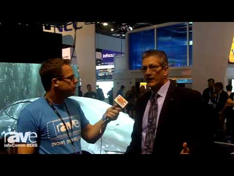 InfoComm 2015: Gary Kayye Speaks with Art Rankin, Vice President of AV Strategy for Panasonic