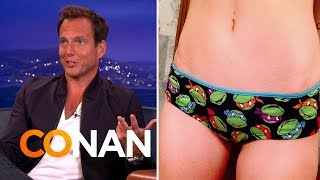 Will Arnett's Controversial Miley Cyrus Panties Retweet