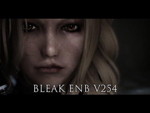 TES V - Skyrim Mods: BLEAK ENB V254 / 21:9