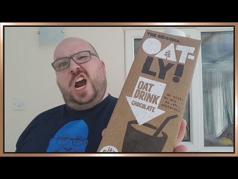 Oatly Chocolate Drink Review