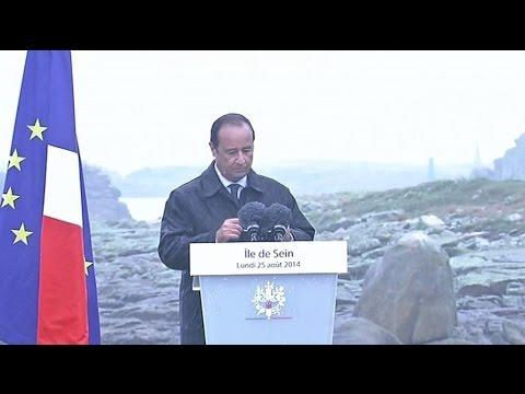François Hollande: nous ne