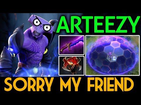 Arteezy [Faceless Void] Sorry My Friend | Dota 2 FPL PRO League