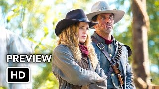 "DC's Legends of Tomorrow 2x06 Inside ""Outlaw Country"" (HD) Season 2 Episode 6"