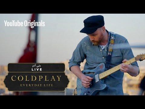 Download Coldplay - بنی آدم  Live in Jordan Mp4 baru