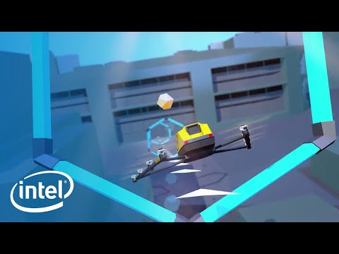 Servers Rock Presents: Intel® Drone Racing – A Training for the Intel® Xeon® Platform | Intel
