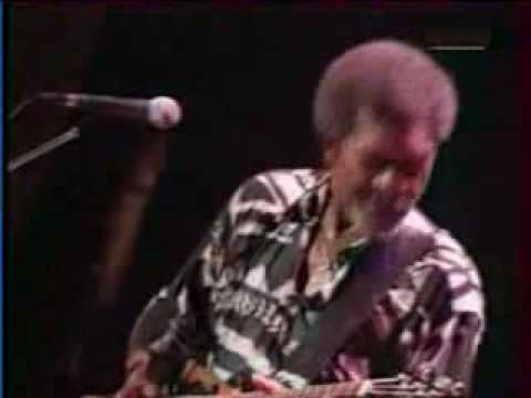 Luther Allison : Watching You