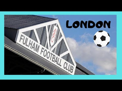 Fulham FC players arriving for match against Manchester City