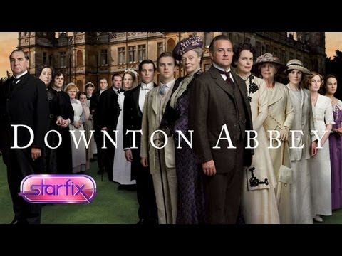Will Season Four Of 'Downton Abbey' Finally Show The Wizards Using Their Powers?