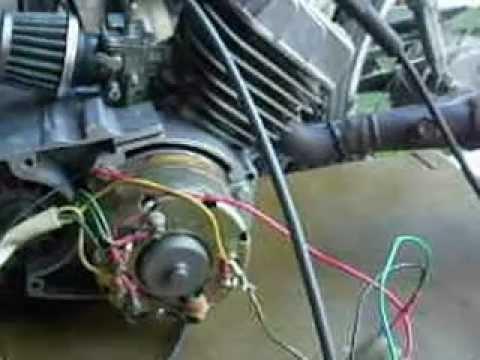 V501M c карбюратором К-60 и