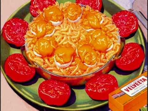Disturbing Food In Vintage Advertisements Video