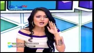 Siti Badriah Live At 100 Ampuh 13 06 2013 Courtesy Global Tv