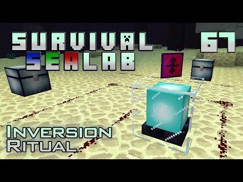 Pseudo-Inversion Sigil (Minecraft | Survival Sealab #67) [Extra Utilities]