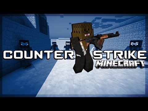 Counter-Strike in Minecraft (Cops and Criminals)