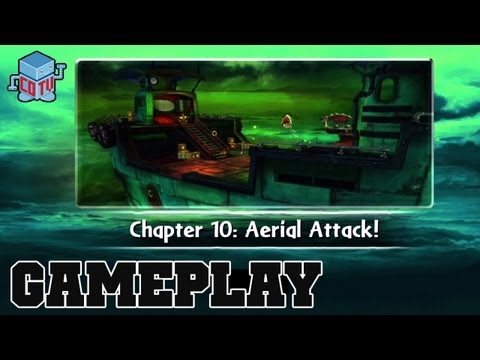 COTV - SKYLANDERS GIANTS Aerial Attack Gameplay Commentary 10