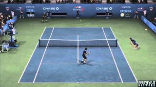 Grand Slam Tennis 2 Videorecensione Italiana HD