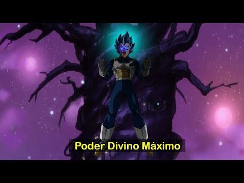 Super Saiyajin Blue MÁXIMO -  ??????? ???  (La nueva transformación de VEGETA)