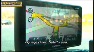 GPS Review FifthGear (TomTom vs Garmin vs Binatone [PT-Subs])
