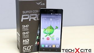 Unbox : AIS Super Combo Pro5.0 by TechXcite