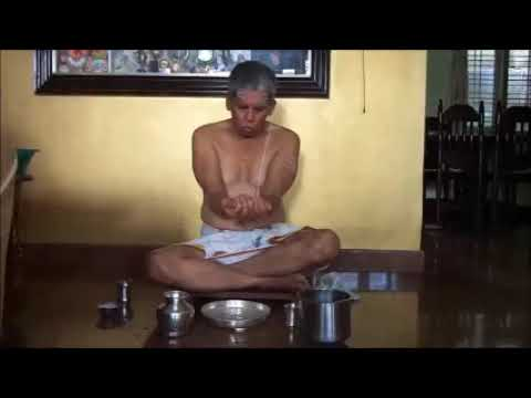 Sandhyavandana - Yajur Veda By Shri Narayan Shastri, Karki Honnavar video