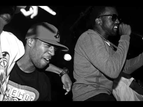 Kanye West - Good Friday feat Common, Kid Cudi, Pusha T, Big Sean Charlie Wilson