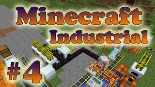 Minecraft Industrial #4 - Фабрика