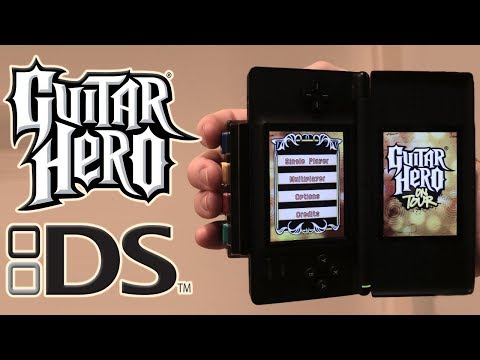 Remember Guitar Hero on the Nintendo DS? - GFM