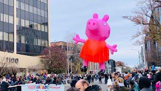 Thanksgiving Day Parade 2018 Stamford Connecticut | non stop kanak