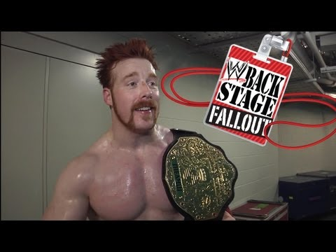 Backstage Fallout - Good times - SmackDown - August 31, 2012
