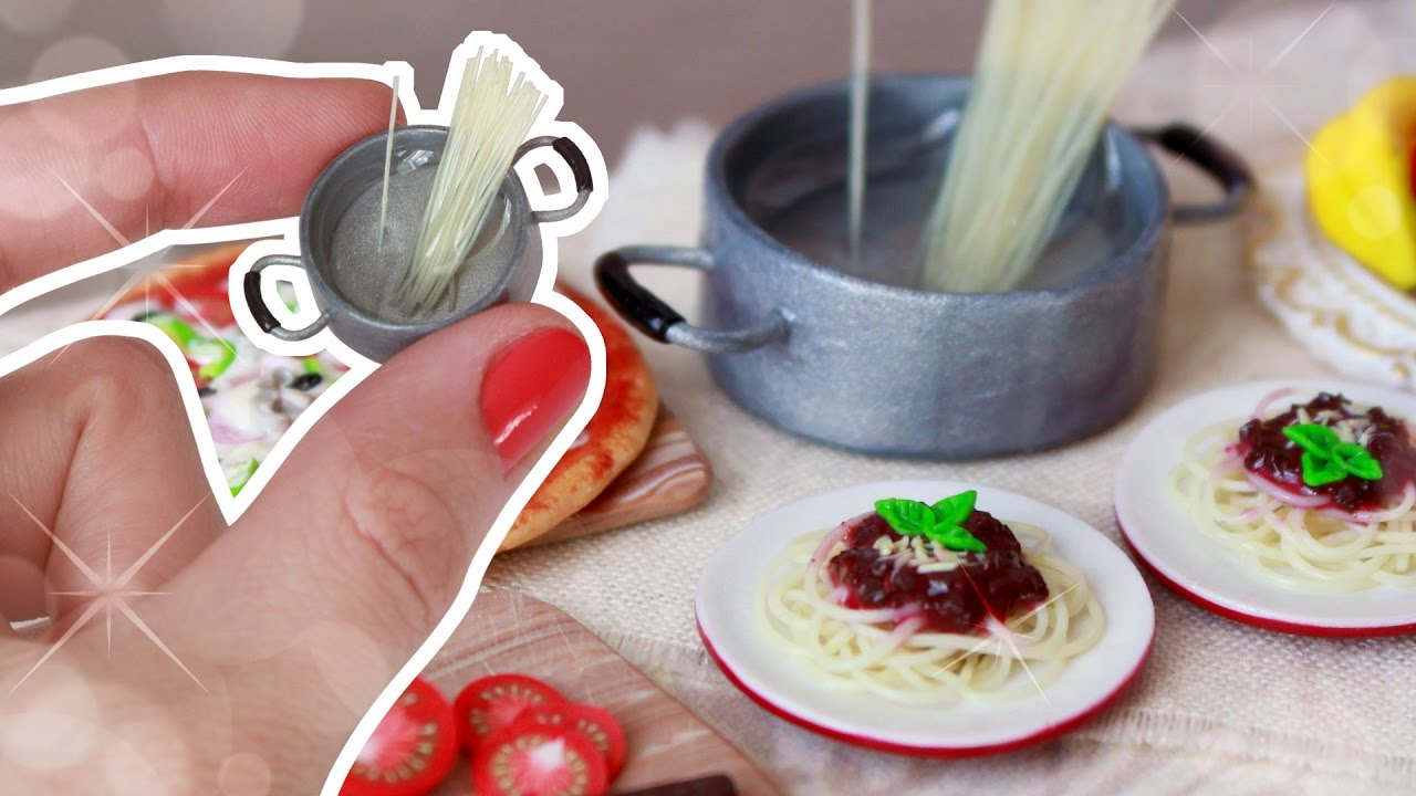 Как сделать еду для кукол анна оськина