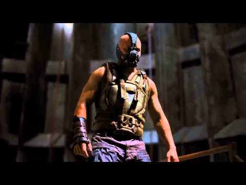 The Dark Knight Rises - Batman vs. Bane Sewer Fight (HD) IMAX