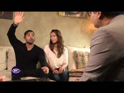 Jay Sean And Thara Interview Part 1 video
